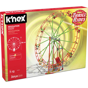 K'Nex Thrill Rides Revolution Ferris Wheel Building Set