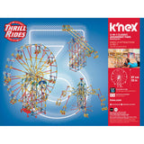K'Nex Thrill Rides 3-In-1 Classic Amusement Park Building Set