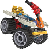 K'Nex Imagine Fast Vehicles Building Set