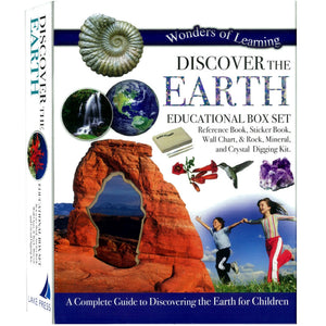 Wonders of Learning Discover the Earth Educational Box Set