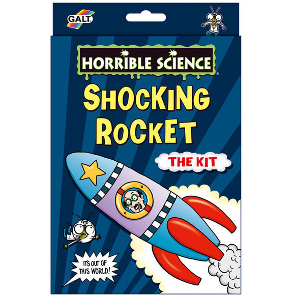 Galt Horrible Science Shocking Rocket