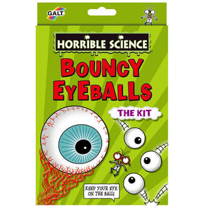 Galt Horrible Science Bouncy Eyeballs