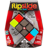 Moose Flipslide Flip, Slide & Match Electronic Game