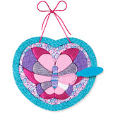 Melissa & Doug Quilting Made Easy Fabric Craft: Butterfly
