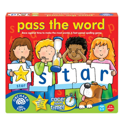 ORCHARD TOYS Pass The Word Game