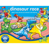 ORCHARD TOYS Dinosaur Race Counting & Matching Board Game