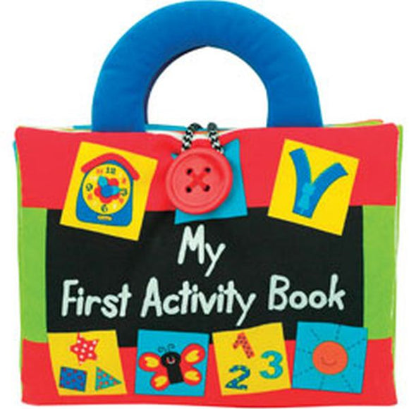 K's Kids Read n Play My First Activity Book