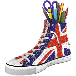 Ravensburger Union Jack Sneaker 3D Puzzle 108pc