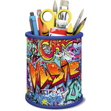 Ravensburger Graffiti 3D Pencil Cup 54pc