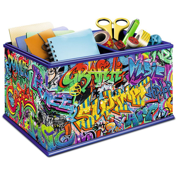 Ravensburger Graffiti 3D Storage Box 216pc