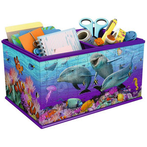 Ravensburger Dolphins 3D Storage Box 216pc