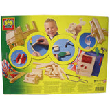 SES Creative Large Woodwork Set