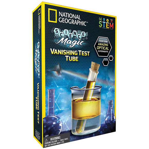 National Geographic Science Magic: Vanishing Test Tube