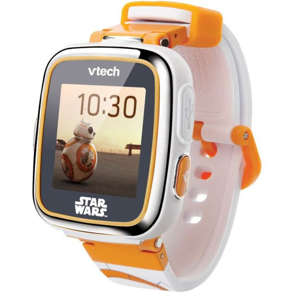 VTech Star Wars BB-8 Camera Watch - White/Orange