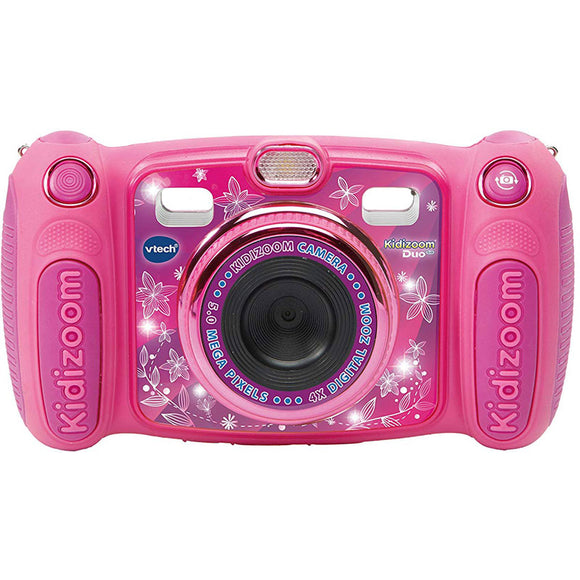 VTech Kidizoom Duo Camera 5.0 Pink