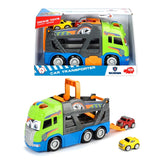 Dickie Toys Happy Scania Light & Sound Car Transporter