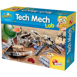 Lisciani Science I'm A Genius 3 in 1 Tech Mech Lab