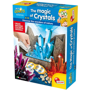 Lisciani Science Piccolo Genio Crystal Kit