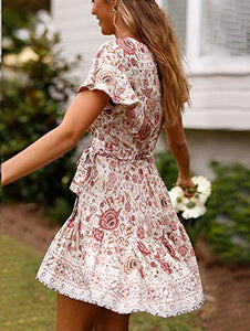Ellie Vintage Floral Mini