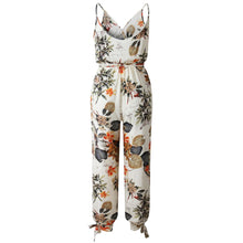 Load image into Gallery viewer, Floral Jumpsuit - Modern Hippi