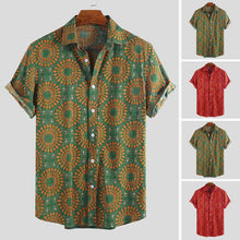 Load image into Gallery viewer, Men's Kenya Button Down