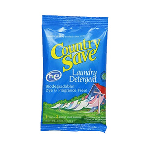 Country Save HE Laundry Soap 1 oz Packets
