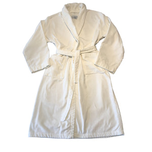 Hotel & Spa Cozy White Robe