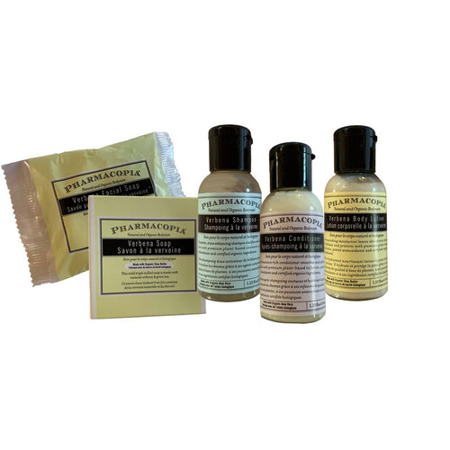 Spa Brand Hotel Bath Amenities