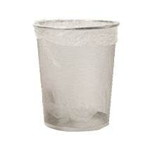 "Load image into Gallery viewer, Clear Wastebasket Trash Liners, 20"" X 22"", 7 Gal (2000/case)"