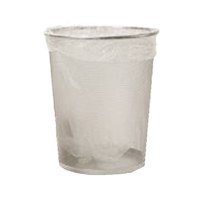 "Clear Wastebasket Trash Liners, 20"" X 22"", 7 Gal (2000/case)"