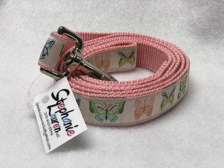 Year-Round Designer Dog Leashes - Large
