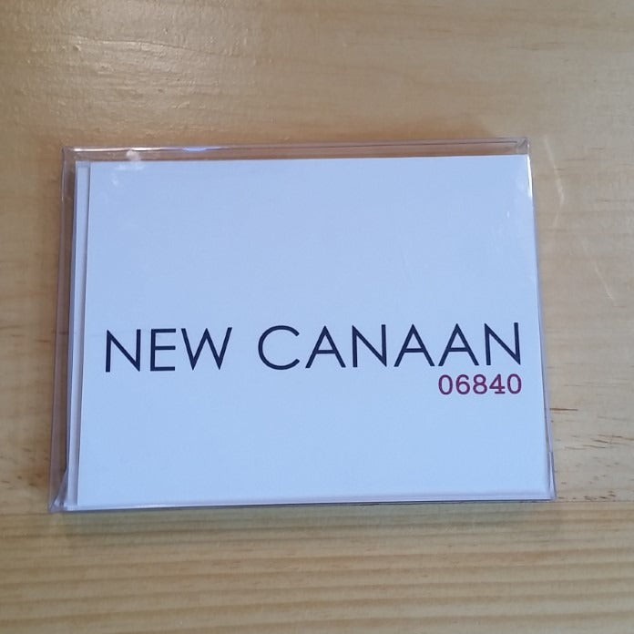 New Canaan Notecards