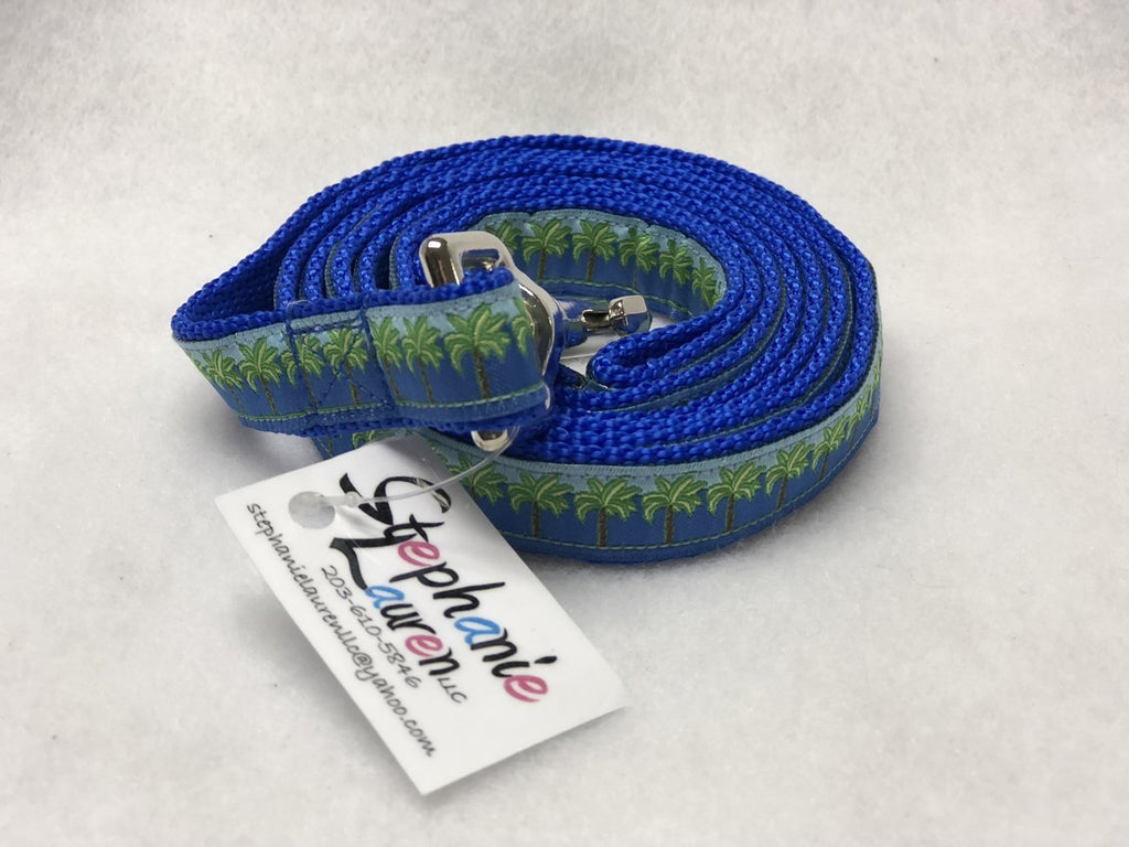 Seasonal Designer Dog Leashes - Small