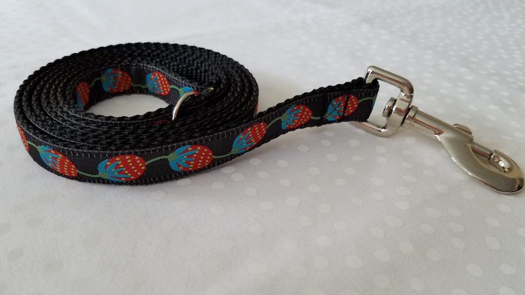 Year-Round Designer Dog Leashes - Small