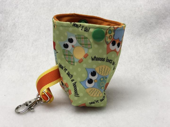 Food Safe Treat/Clicker Bags