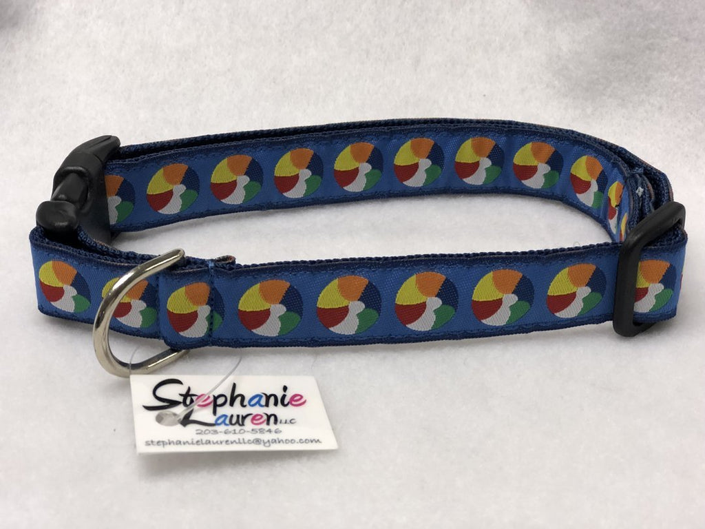 Seasonal Designer Dog Collars - Large