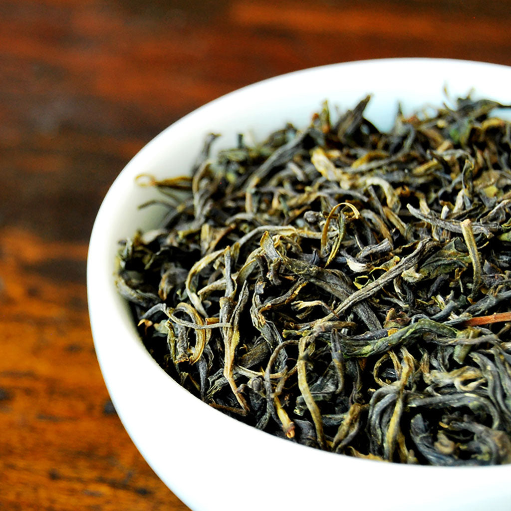 Emerald Mountain Green Tea by Arogya Tea