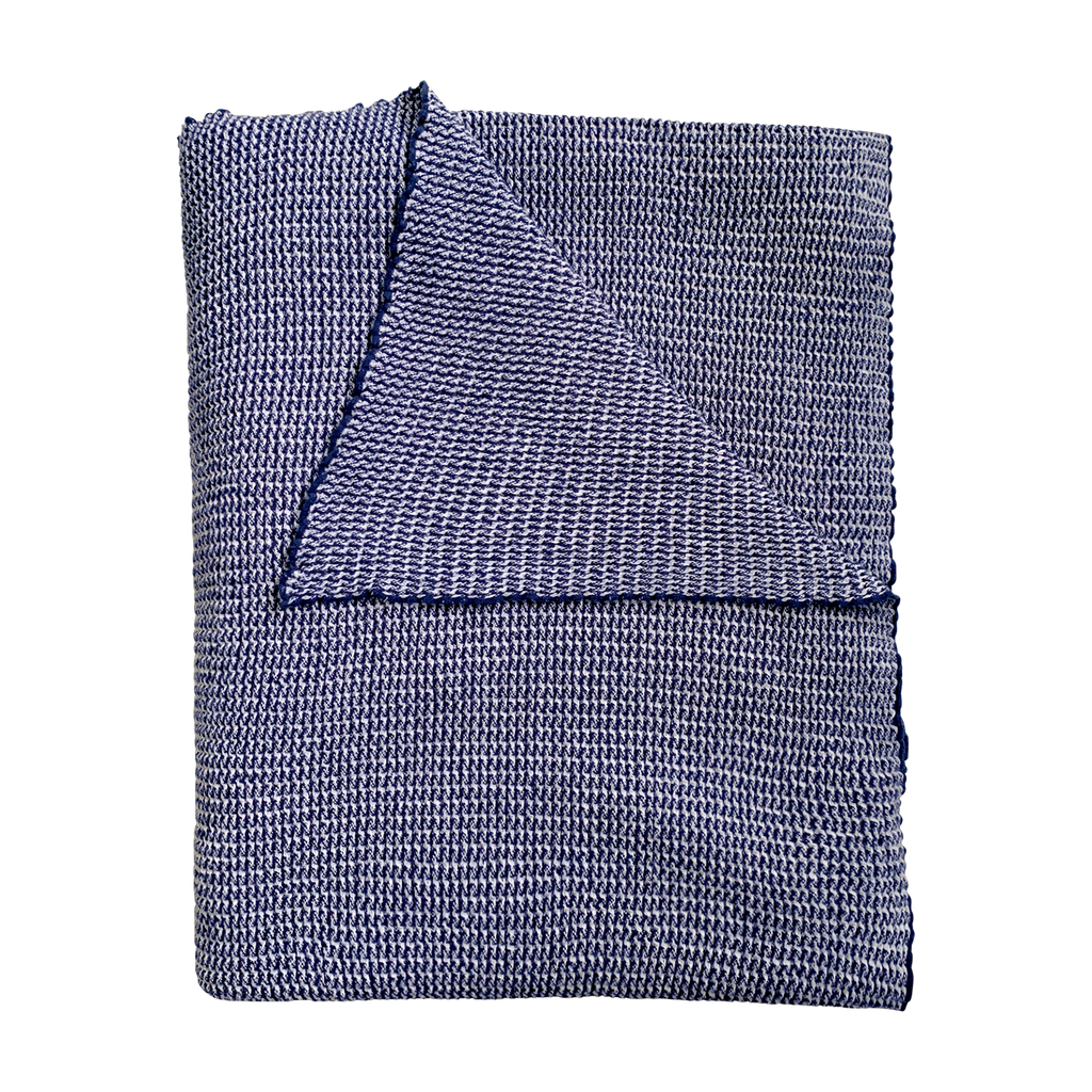 Nantucket Blanket - Siasconset Blue