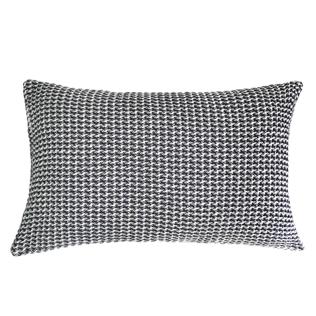 Nantucket Pillow by Tide Hill in Siaconset Blue