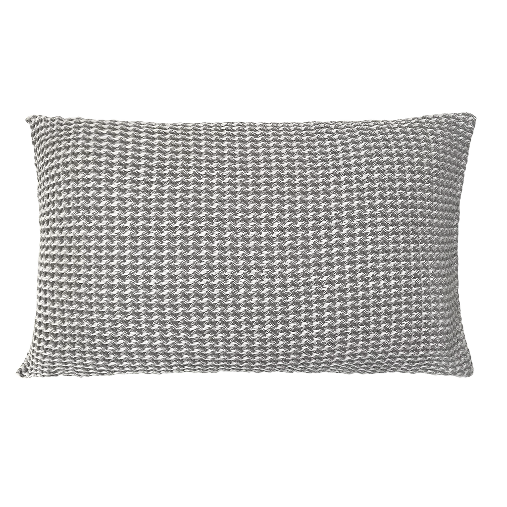 Nantucket Pillow by Tide Hill in Cobblestone