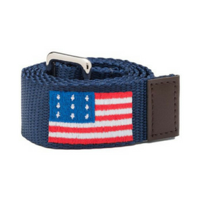 Kids Old Glory Belt