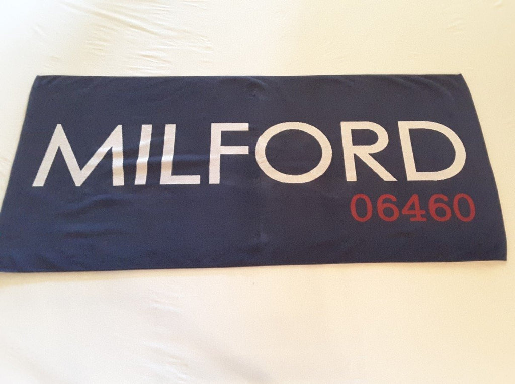Jumbo Milford 06460 Beach Towel