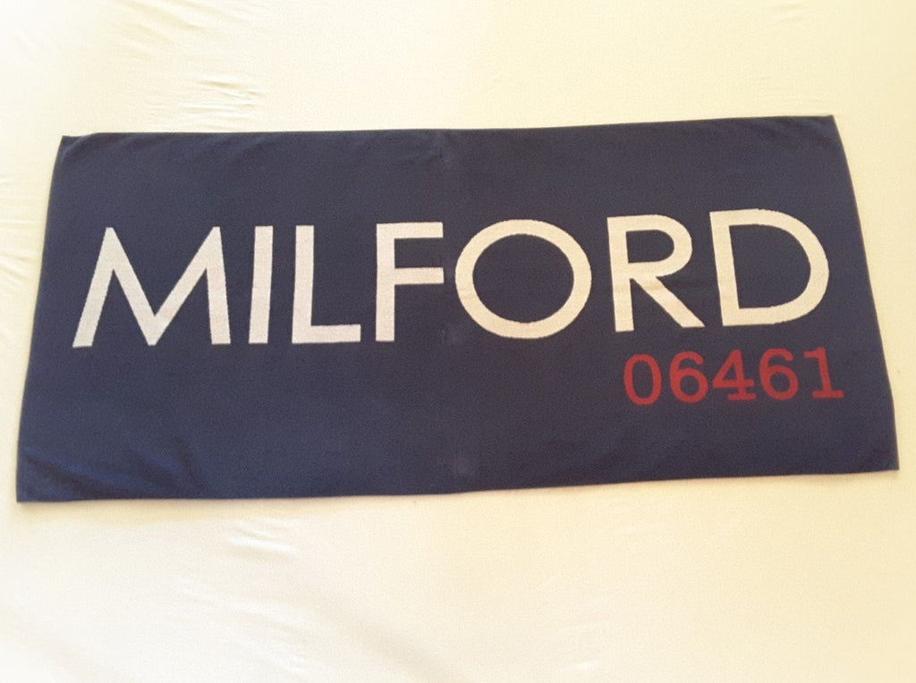 Jumbo Milford 06461 Beach Towel