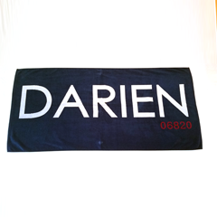 Jumbo Darien Beach Towel