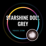 Voioc® Eye Circle Lens Starshine Doll Grey Colored Contact Lenses V6023 - Voioc.com