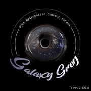 Voioc® Eye Circle Lens Galaxy Grey Toric Colored Contact Lenses V6060 - Voioc.com