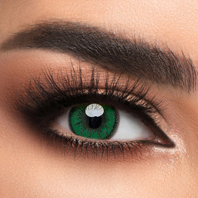 Voioc® Eye Circle Lens Miku Green Colored Contact Lenses V6088 - Voioc.com