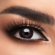Voioc® Eye Circle Lens Muse Chocolate Colored Contact Lenses V6153 - Voioc.com
