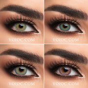 Voioc® Eye Circle Lens Gaea Series Contact Lens Kit V6198 - Voioc.com