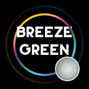 Voioc® Eye Circle Lens Breeze Green Natural Colored Contact Lenses V6291 - Voioc.com